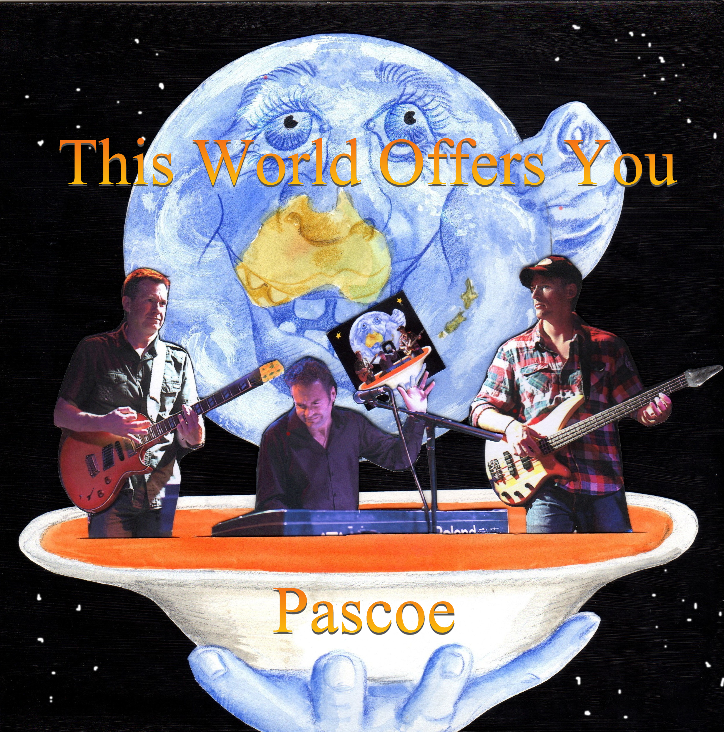 This World Offers You  CD Cover - Pascoe