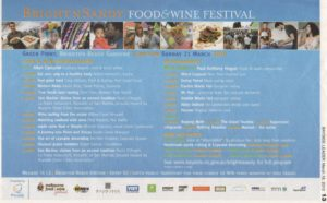 Bayside Food and Wine Festival 2010