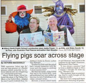 A Pig Called Pete - the Stage Show