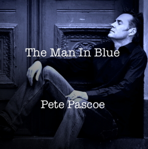 The Man In Blue Cover BC