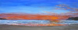 Sunset Wilsons Promontory ©PetePascoe.com