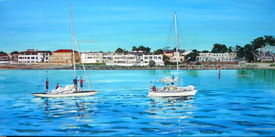 13. 2 Boats Brighton ©PetePascoe