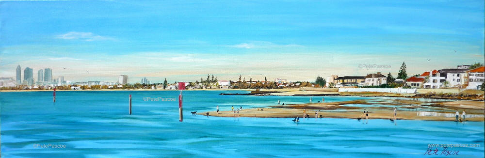19. Dog Beach middle Brighton Pier ©PetePascoe